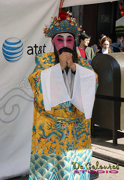 AT&T - SF Asian Newyear